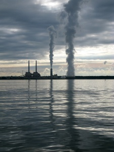 Patapsco River Power Plant