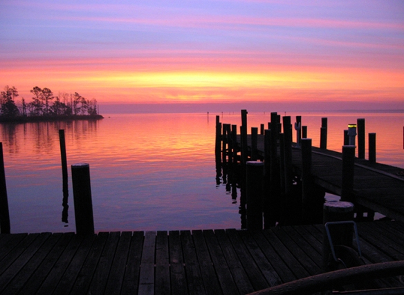 Dowry Creek Sunrise