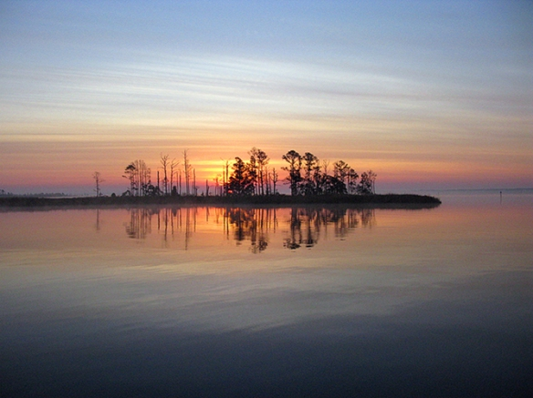 12-2-2 Dowry Creek Sunrise